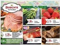 Busch's Fresh Food Market (Happy Easter) Flyer