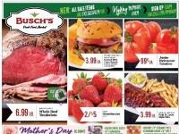 Busch's Fresh Food Market (Hot Deals) Flyer
