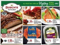 Busch's Fresh Food Market (Special Deals) Flyer