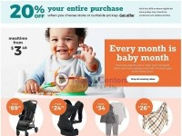 Buy Buy Baby (Hot Offers) Flyer