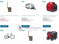Camping World (Hot Deals) Flyer