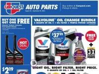 Car Quest (Monthly deals) Flyer