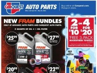 Car Quest (Monthly Sale) Flyer