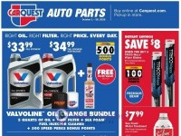 Car Quest (Special offer) Flyer