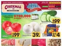 Cardenas Market (Weekly Specials) Flyer