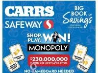 Carrs (Big Book of Savings) Flyer