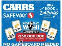 Carrs (Big game Savings) Flyer