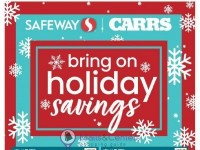 Carrs (Bring On Holiday Savings) Flyer