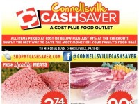 Cash Saver Cost Plus Food Outlet (Weekly Specials) Flyer
