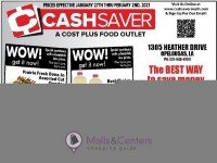 Cash Saver South (Special Offer - Opelousas) Flyer