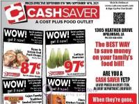 Cash Saver South (Special Offer - Opelousas) Flyer
