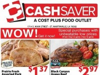 Cash Saver South (Special Offer - St. Martinville) Flyer