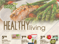 Cash Wise (Healthy living - MN) Flyer