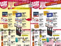 Cash Wise (liquor ad - MN) Flyer