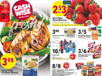 Cash Wise (Special Offer - MN) Flyer