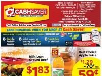 CashSaver (Special Offer - ABILENE) Flyer