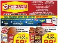 CashSaver (Special Offer - HAMLIN) Flyer