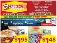 CashSaver (Special Offer - RALLS) Flyer
