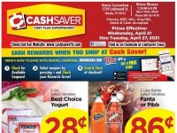CashSaver (Special Offer - TAHOKA) Flyer