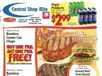 Central Shop Rite (hot summer savings) Flyer