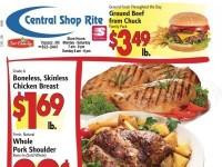 Central Shop Rite (Special Offer) Flyer