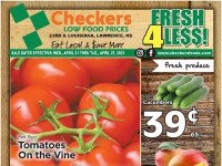 Checkers Foods (Fresh 4 less) Flyer