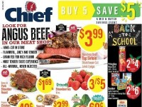 Chief Supermarket (Special offer) Flyer