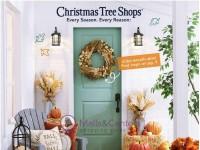 Christmas Tree Shops (Every Season Every Reason) Flyer