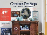 Christmas Tree Shops (Special Offer) Flyer