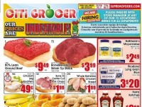City Grocer (Our Prices Are Unbeatable) Flyer