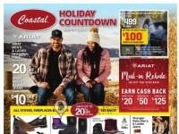 Coastal Farm (Holiday Countdown super sale) Flyer