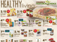 Coborn's (Healthy living) Flyer
