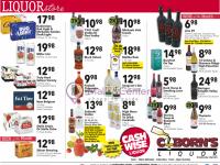 Coborn's (liquor ad) Flyer