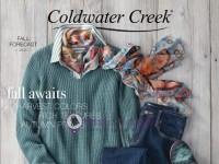 Coldwater Creek (fall awaits) Flyer