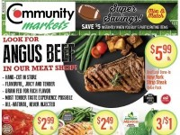 Community Markets (Special Offer) Flyer