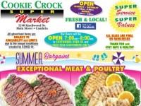 Cookie Crock Markets (Special offer) Flyer