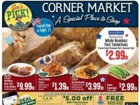 Corner Market (Hot Offer) Flyer