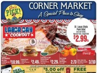 Corner Market (Special offer) Flyer