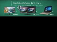 Costco (Back To School Tech Event) Flyer