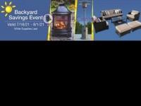 Costco (Backyard Savings) Flyer