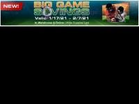 Costco (Big game Savings) Flyer