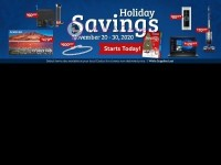 Costco (Holiday Savings) Flyer