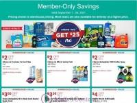 Costco (Members Only Savings) Flyer