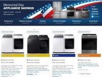 Costco (Memorial Day Appliance Savings) Flyer