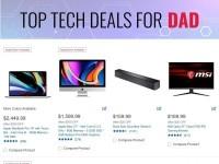 Costco (Top Tech Deals For Dad) Flyer