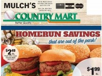 Country Mart (Better Quality Bigger Values) Flyer