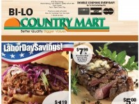 Country Mart (Labor day savings) Flyer
