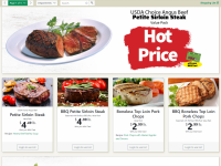 County Market (hot prices) Flyer