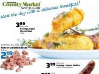 County Market (Savings Guide) Flyer