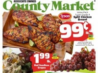County Market (Weekly Specials) Flyer